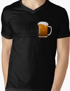 You Look Like I need Another Drink - Funny Pick Up Flirt  Mens V-Neck T-Shirt