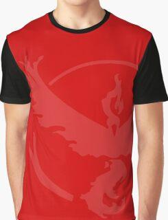 Pokemon Go Valor 2 Graphic T-Shirt