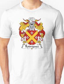 Rodriguez Coat of Arms/Family Crest Unisex T-Shirt