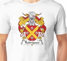 Rodriguez Coat of Arms/Family Crest Unisex T-Shirt