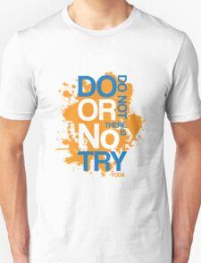 Yoda T-Shirt Unisex T-Shirt