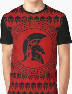 Spartan Graphic T-Shirt