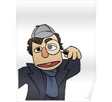 Muppet Sherlock Poster