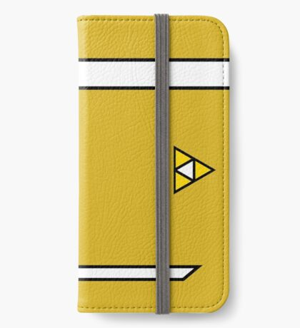 Index Computer -Yellow iPhone Wallet/Case/Skin