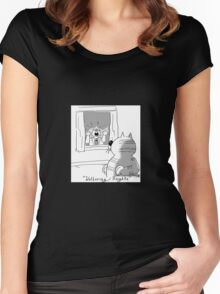 Wuthering Heights Women's Fitted Scoop T-Shirt