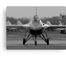 General Dynamics F-16 Fighting Falcon Canvas Print