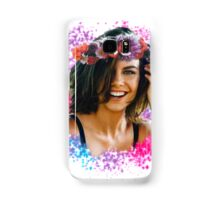 Lauren Cohan TWD Samsung Galaxy Case/Skin