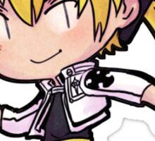 D.Gray-Man: Bak Chang chibi Sticker