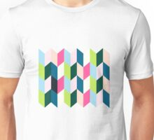 Playful lines Unisex T-Shirt