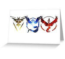 Team Everyone (Horizontal) Greeting Card