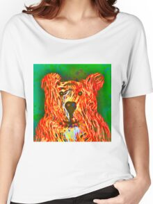 Teddy Bear Women's Relaxed Fit T-Shirt