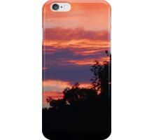 Behind The Trees iPhone Case/Skin