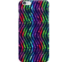 Colorful Oblique Lines iPhone Case/Skin