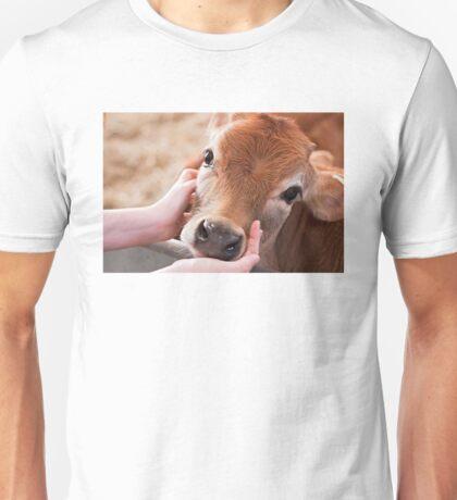 Cute Cow Unisex T-Shirt