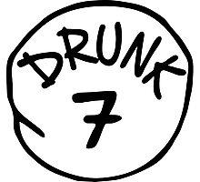 Drunk 7 Photographic Print