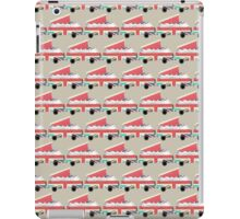 UK flag camper vans iPad Case/Skin