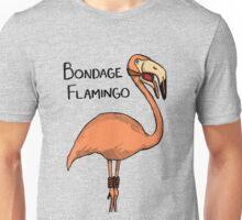 Bondage Flamingo Unisex T-Shirt