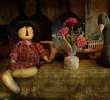 Primitive doll by vigor