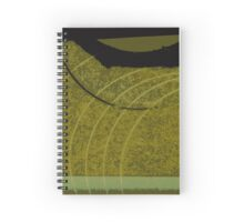 World Map Spiral Notebook