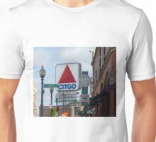Citgo Sign At Fenway Park Unisex T-Shirt