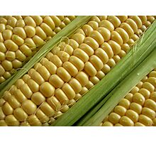 Market: Corn Photographic Print