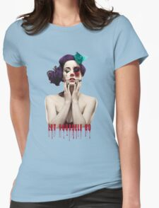 Dejate llevar (Let Yourself Go) Womens Fitted T-Shirt