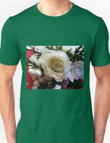 Roses & Pearls Unisex T-Shirt