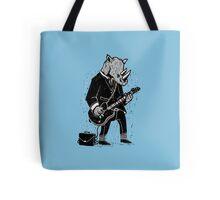 Corporate Rock Tote Bag