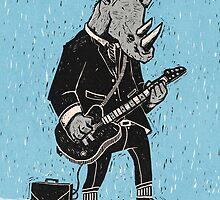 Corporate Rock by RonanLynam