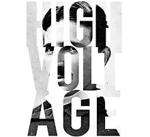 Claim to Fame Series 01 - Nikola Tesla Photographic Print
