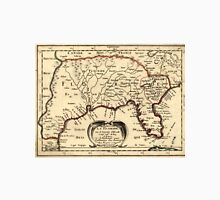 Vintage Map of Florida (1657) Unisex T-Shirt
