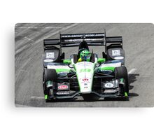 Conor Daly Canvas Print