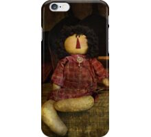 Primitive doll iPhone Case/Skin