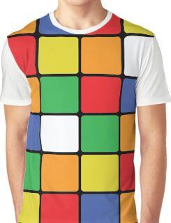 Multi Cube Graphic T-Shirt