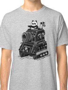 Panda's Skull Tank Vintage Style Classic T-Shirt