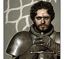 Game of Thrones - Robb Stark by mygrimmbrother