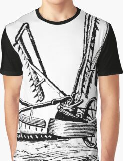 Mower Mania Graphic T-Shirt