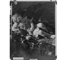 Cemetery Angel  iPad Case/Skin