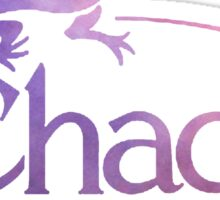 Chaco Watercolor Sticker