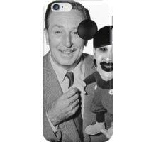 Walt Disney Mickey Marilyn Manson iPhone Case/Skin