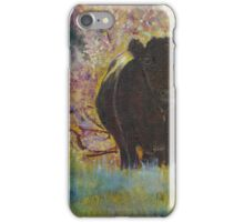 Bovine Beauty iPhone Case/Skin