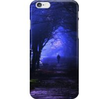 Into the shadows iPhone Case/Skin