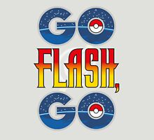 (POKÉMON MASH UP) GO FLASH, GO Unisex T-Shirt