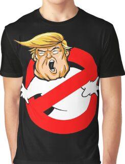 Trump busters Eeeek Graphic T-Shirt
