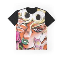 Giorno Giovanna - Golden Wind Graphic T-Shirt