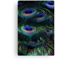 Eye Abstracted Canvas Print