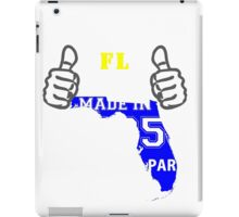 This Florida Girl Made in 1985 iPad Case/Skin