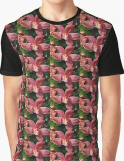 Orchids In Bloom Graphic T-Shirt