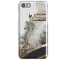 Aqua Equine iPhone Case/Skin
