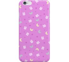 Sailor Moon Crystal Blanket iPhone Case/Skin